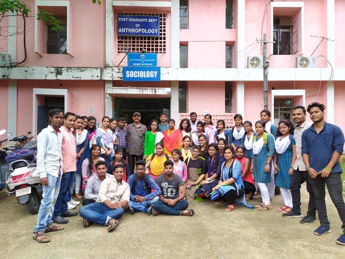 Orientation Programme PG Dept of Sociology