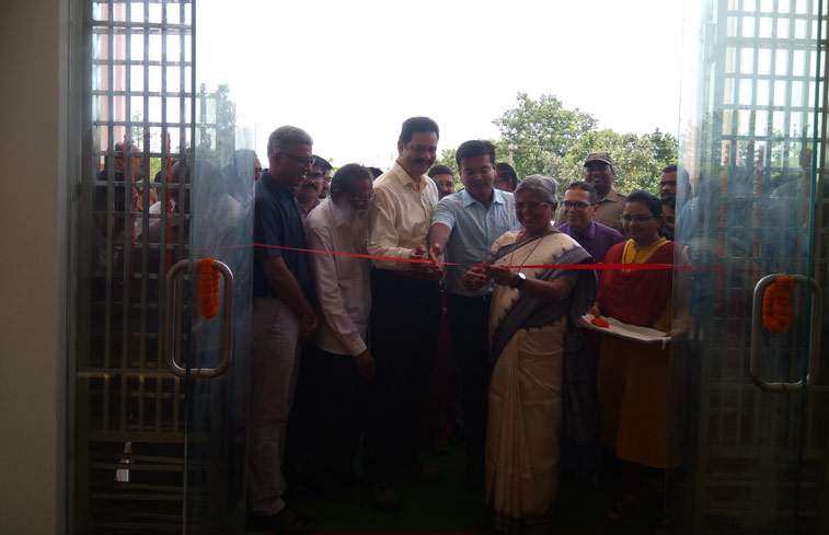 New Administrative Building Inauguration