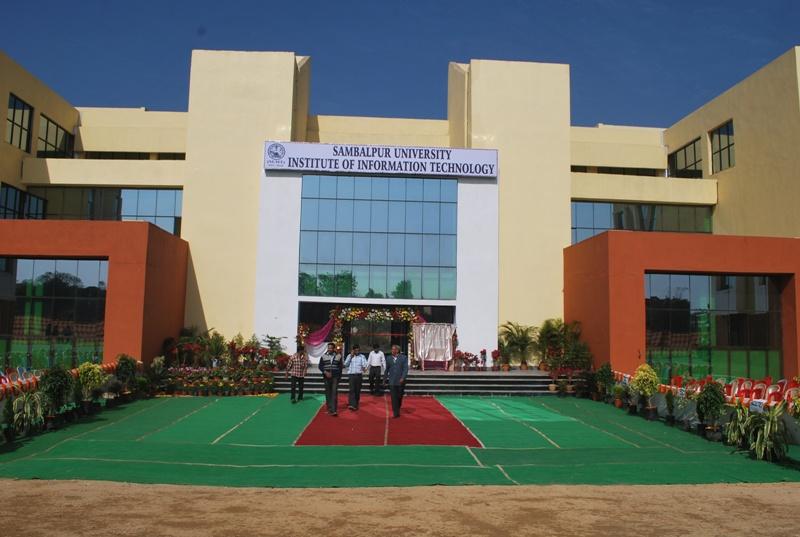 Visit of Honourable Chief Minister to Sambalpur University
