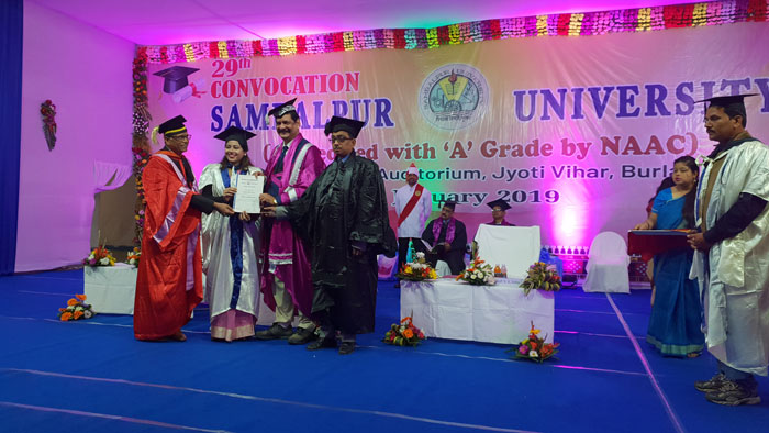 Doctorate Degree Awardees