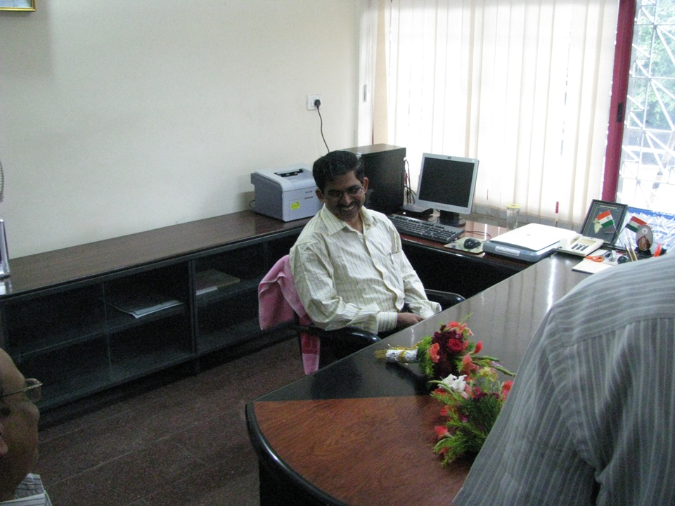Charge Hand Over of Vice-Chancellor,Sambalpur University4