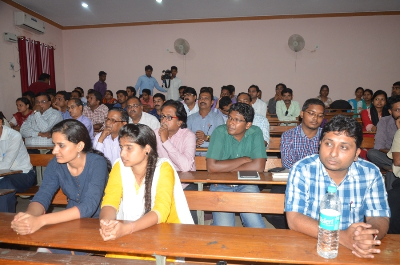 Interaction with Alumni & Parents