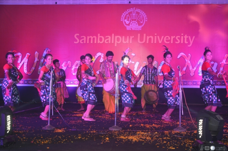 Cultural Programme by the Students on the First Evening