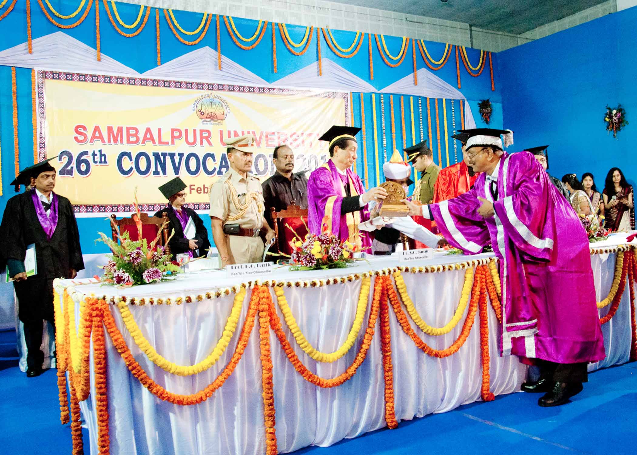 Album of Convocation 2012