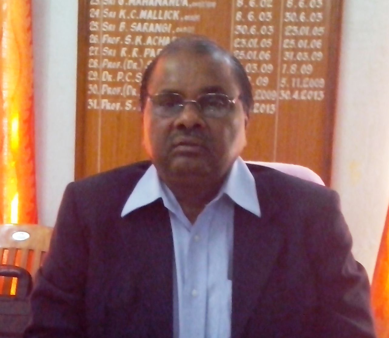 Chancellor : Shri S.C. Jamir